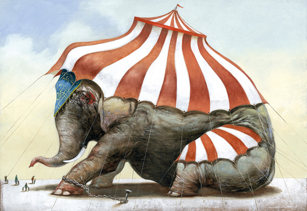 Artwork by Roger Olmos • Courtesy of Roger Olmos, FAADA (http://www.faada.org/) and Logos Edizioni