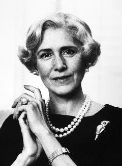 Clare Boothe Luce (1902-1987) • Photo by Carl Van Vechten; now in the Library of Congress