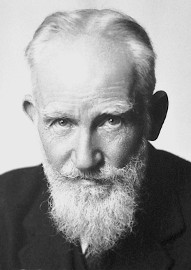 George Bernard Shaw, 1925 • Photographer unknown